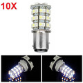 60SMD Car 10pcs LED Brake Tail Light Turn Signal Lamp