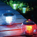 Pond Ball Lamp Color Led Pool Light Floating Solar Power Changing