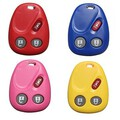 Pad 3 Button Entry Remote Key Fob Shell Case