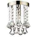 Mini Style Crystal Living Room Feature For Crystal Modern/contemporary Dining Bedroom Flush Mount Country
