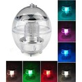 Color Waterproof Solar Led Changing Light Ball Rainbow