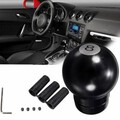 Speed Manual Aluminum Gear Stick Shifter Lever Knob Universal Car Auto