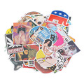 100Pcs Auto Combination Car Sticker Cartoon Truck Vehicle Motorcycle Decal