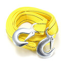 Heavy Duty Steel Pull Towing Tow 5T Rope Hooks Forged