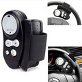 Car Charger Speakerphone Visor Clip Car Speaker Handfree with Bluetooth Function Kit