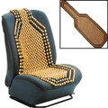 Seat Chair Wooden Car Front Office Massage Home Cover Cushion