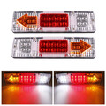 LED Tail Stop Car Truck Trailer 2Pcs 12V Light Indicator Lamp