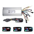 Controller 800W 1000W Electric Scooter Bike 36V 48V LED Control Panel Dual-mode