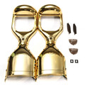 Outer Shell Balancing Hoverboard 6.5 Inch Gold Electric Scooter Self Parts Wheels