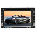 DVD Player Bluetooth Car HD Double 2 DIN Touchscreen TV USB SD Stereo Radio 6.2 Inch