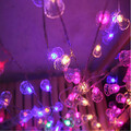 Lamps Socket Flashing Christmas Ball Meter Chandeliers Light