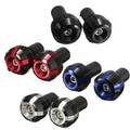 Hand Universal Handle Aluminum Motorcycle Grips Ends Bar