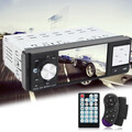 Unit Player 4 Inch One FM Aux-In Bluetooth MP5 MP3 USB SD Radio Stereo Head DIN Car Camera
