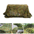 Camouflage Net For Car Cover Camo Hide Camping Military Hunting Shooting