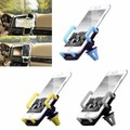 Cobao Phone Holder 360 Degree Rotation Car Air Outlet Gray Blue Yellow 90cm Phones