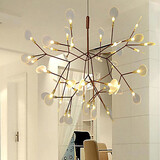 Modern Pendant Lamps Leaf Europe Innovation Kwb Pendant Light