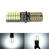 Reading Light Bulb Canbus NO Error Instrument Light T10 Turn Signal Light LED Car Door 12V 3W