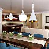 Painting Metal Dining Room Bedroom Max 60w Mini Style Pendant Lights