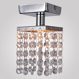 Chrome Feature For Crystal Living Room Entry Modern/contemporary Mini Style Metal
