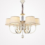 Bedroom Chandelier Dining Room Feature For Crystal Metal Country Living Room