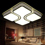 Flush Mount Dining Room Modern/contemporary Traditional/classic Electroplated Feature For Led Metal Living Room Bedroom