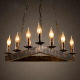 Hallway Balcony Dining Room Lamps Bar Cafe Pendant Lamp Kitchen Pendant Metal