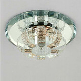 Absorb Crystal Dome 3w Light Ceiling Lamp Spotlight Led Smd