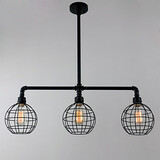 Mini Style Pendant Lights Traditional Retro Chandeliers
