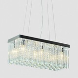 Max40w Crystal Office Modern/contemporary Study Room Kids Room Bedroom Chandeliers