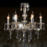 110v 220v Ecolight Luxury Bedroom Chandeliers Lights