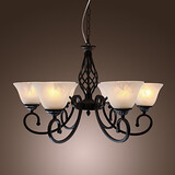 Traditional/classic Bedroom Living Room Dining Room Chandeliers Candle Style Max 60w