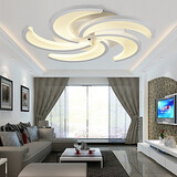 Modern Led Acrylic Chandelier Lamp