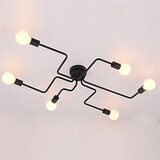 Ceiling Light Living Room Personality 6 Heads Dome Dining Room
