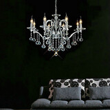 Elegant Chandelier Lights Crystal
