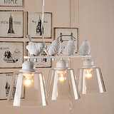 Painting Metal Led Modern/contemporary Pendant Lights