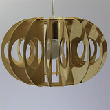 Dining Room Office Bamboo Bedroom 12w Study Room Retro Pendant Lights Hallway