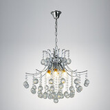Luxury Lights Crystal Living Pendant Light Modern