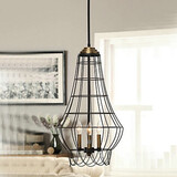 Living Room Entry Office Country Pendant Light Kids Room