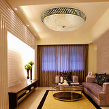 Golden Luxuriant Lights Ceiling Light