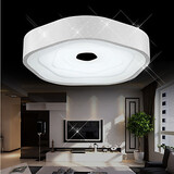 White Color Ecolight Kids Room Modern Warm White Flush Mount Dining Room