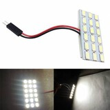 Car White LED 18SMD Interior Dome Reading Trunk Panel 5630 Light Bulb