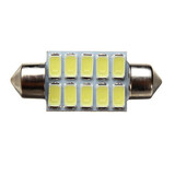 36MM Festoon Interior LED Light Lamp Bulb Dome Reading Light 5630 10SMD
