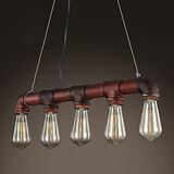 Chandelier Loft Lamp New Lighting Pendant Tea