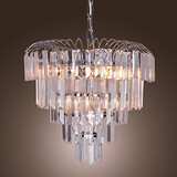 Luxuriant Hand Crystal Pendant Lights
