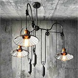 Painting Feature For Mini Style Metal Living Room Dining Room Chandelier Kids Room Study Room Country Vintage Bedroom