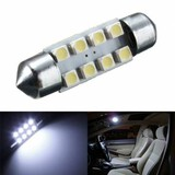 C5W Interior Lamp SMD White 36MM Festoon Dome Light Door Bulbs DC12V LED