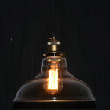 Office Pendant Lights Mini Style Max 60w Vintage Bowl Traditional/classic Study Room
