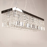 Living Room Chrome Pendant Light Office Dining Room Bedroom Study Room