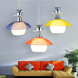 Pendant Lights Glass Modern/contemporary Dining Room Study Room Led Living Room Bedroom Office