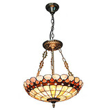 Light Fixture Dining Room Pendant Lights Tiffany Retro Shade
